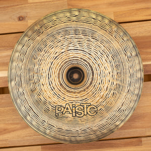 "PAISTE 14"" SIGNATURE TRADITIONALS MEDIUM LIGHT CHINA CYMBAL (PRE-LOVED)"
