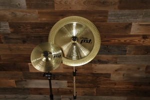 PAISTE PST 3 EFFECTS PACK / SET (10 SPLASH & 18 CHINA)