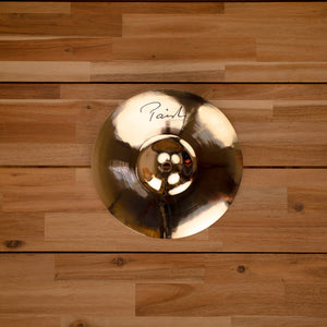 "PAISTE 10"" SIGNATURE REFLECTOR SPLASH CYMBAL SN0241"