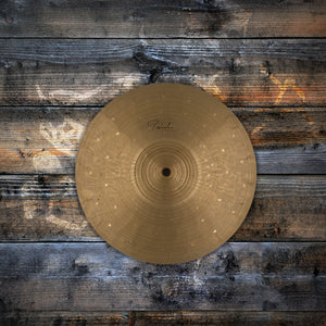 "PAISTE 11"" SIGNATURE TRADITIONAL LIGHT SPLASH CYMBAL (PRE-LOVED) SN0105"
