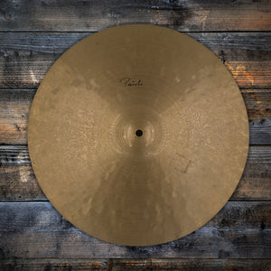 "PAISTE 17"" SIGNATURE TRADITIONALS LIGHT CRASH CYMBAL (PRE-LOVED)"