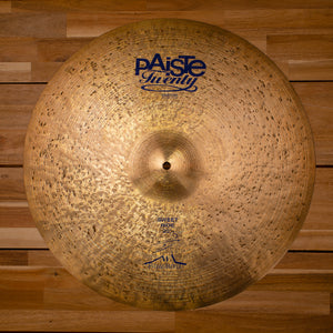 "PAISTE 20"" TWENTY MASTERS BLUEBIRD SWEET RIDE CYMBAL (PRE-LOVED)"