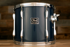 PEARL EXPORT 13 X 11 TOM, DEEP OCEAN BLUE, LATE 90'S ERA LONG LUGS (PRE-LOVED)