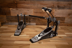 PEARL P2002C POWERSHIFTER ELIMINATOR DOUBLE BASS DRUM PEDAL (PRE-LOVED)