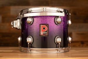 PREMIER GENISTA 12 X 9 TOM, PURPLE SPARKLE FADE (PRE-LOVED)