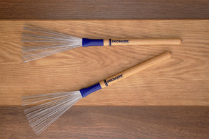PROMARK B300 OAK HANDLE ACCENT WIRE BRUSHES