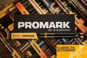 PROMARK CLASSIC 7A ACTIVEGRIP DRUM STICKS