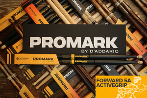 PROMARK FORWARD 5A ACTIVEGRIP ACORN DRUM STICKS