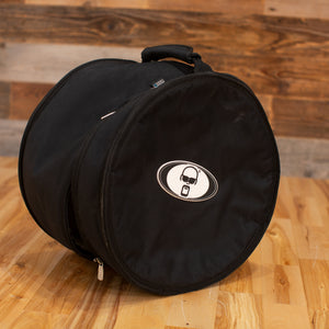 PROTECTION RACKET 13 X 11 WITH RIMS FLEECE LINED TOM CASE (PRE-LOVED)