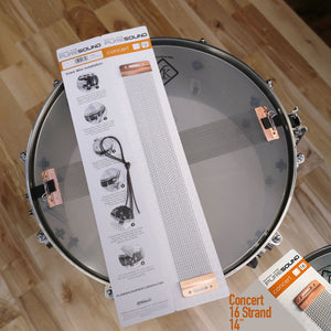 "PURESOUND CONCERT SERIES 14"" 16 STRAND SNARE WIRE"