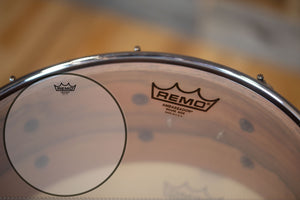 "REMO AMBASSADOR HAZY SNARE SIDE DRUM HEAD (SIZES 8"" TO 16"")"