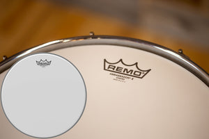 "REMO AMBASSADOR X COATED DRUM HEAD (SIZES 6"" TO 24"")"