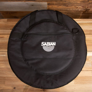 "SABIAN DELUXE CYMBAL BAG, HOLDS UP TO 22"" CYMBALS (PRE-LOVED)"