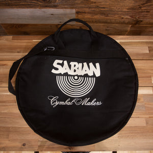 "SABIAN ECONOMY CYMBAL BAG, HOLDS UP TO 20"" CYMBALS (PRE-LOVED)"