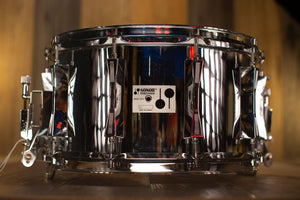 SONOR 14 X 8 D508X PHONIC FERROMANGANESE STEEL SNARE DRUM