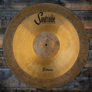 "SOULTONE 26"" EXTREME MEGA BELL RIDE CYMBAL (PRE-LOVED)"