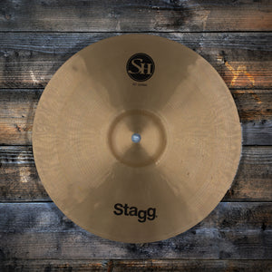"STAGG 10"" SINGLE HAMMERED SH CHINA CYMBAL"