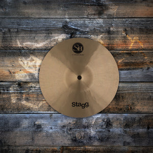 "STAGG 10"" SINGLE HAMMERED SH MEDIUM SPLASH CYMBAL"
