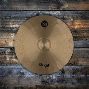 "STAGG 12"" SINGLE HAMMERED SH CHINA CYMBAL"