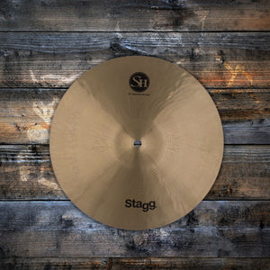 "STAGG 12"" SINGLE HAMMERED SH MEDIUM SPLASH CYMBAL SN0137"