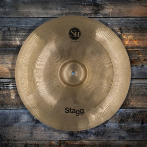 "STAGG 14"" SINGLE HAMMERED SH CHINA CYMBAL"