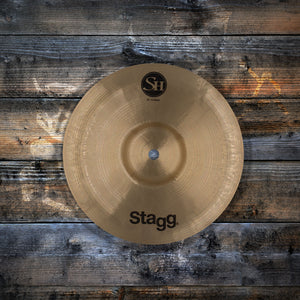 "STAGG 8"" SINGLE HAMMERED SH CHINA CYMBAL SN0140"