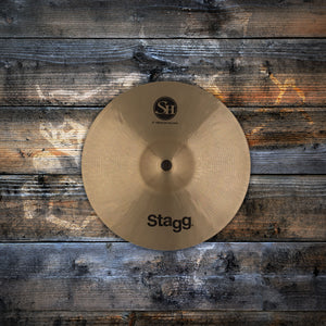 "STAGG 8"" SINGLE HAMMERED SH MEDIUM SPLASH CYMBAL"