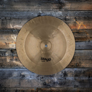"STAGG 12"" TRADITIONAL LION CHINA CYMBAL SN0033"