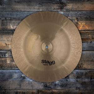 "STAGG 14"" TRADITIONAL LION CHINA CYMBAL"