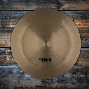 "STAGG 16"" TRADITIONAL LION CHINA CYMBAL"