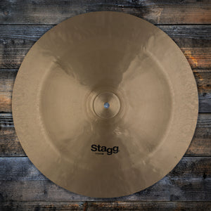 "STAGG 18"" TRADITIONAL LION CHINA CYMBAL"