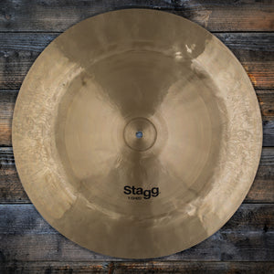 "STAGG 20"" TRADITIONAL LION CHINA CYMBAL SN0040"