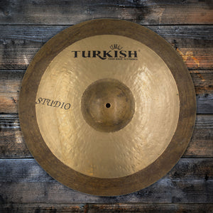 "TURKISH 20"" CUSTOM SERIES STUDIO RIDE (PRE-LOVED)"