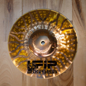 "UFIP TIGER SERIES 10"" SPLASH CYMBAL"