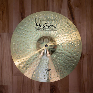 "UFIP M8 SERIES 14"" CRASH CYMBAL"