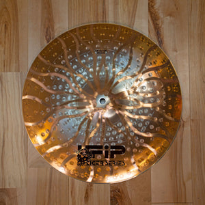 "UFIP TIGER SERIES 14"" HI-HAT CYMBALS (PAIR)"