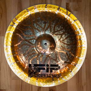 "UFIP TIGER SERIES 16"" CHINA CYMBAL"