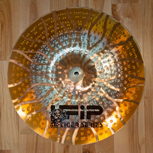 "UFIP TIGER SERIES 16"" CRASH CYMBAL"