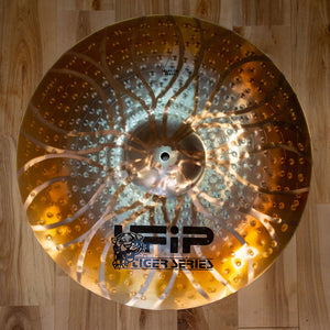 "UFIP TIGER SERIES 18"" CRASH CYMBAL"