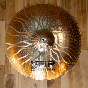 "UFIP TIGER SERIES 22"" RIDE CYMBAL"