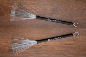 VIC FIRTH STEVE GADD RETRACTABLE WIRE BRUSHES