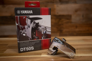 YAMAHA DT50S SNARE / TOM DRUM TRIGGER WITH DUAL SENSORS FOR HEAD AND RIM