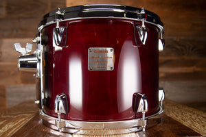 YAMAHA 12 X 9 MAPLE CUSTOM ABSOLUTE TOM, CHERRY WOOD (PRE-LOVED)