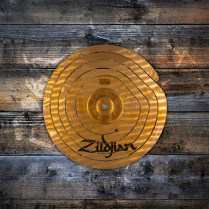 "ZILDJIAN 12"" FX SPIRAL STACKER (PRE-LOVED)"