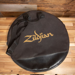 "ZILDJIAN STANDARD CYMBAL BAG (HOLDS UP TO 22"" CYMBALS) (PRE-LOVED)"