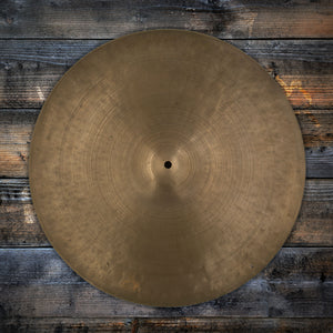 "ZILDJIAN 20"" K VINTAGE RIDE CYMBAL (PRE-LOVED)"