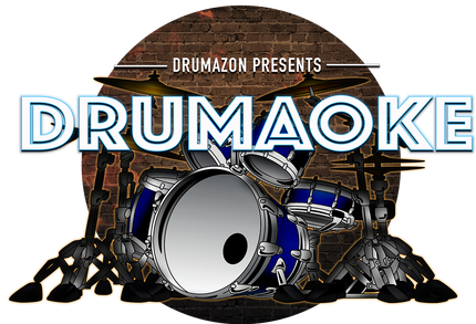 We host live Drumaoke events