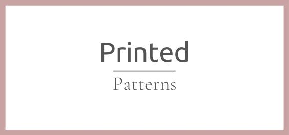 Printed Patterns