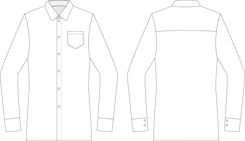 Load image into Gallery viewer, Daphne Button Down Blouse Sewing Pattern - Digital