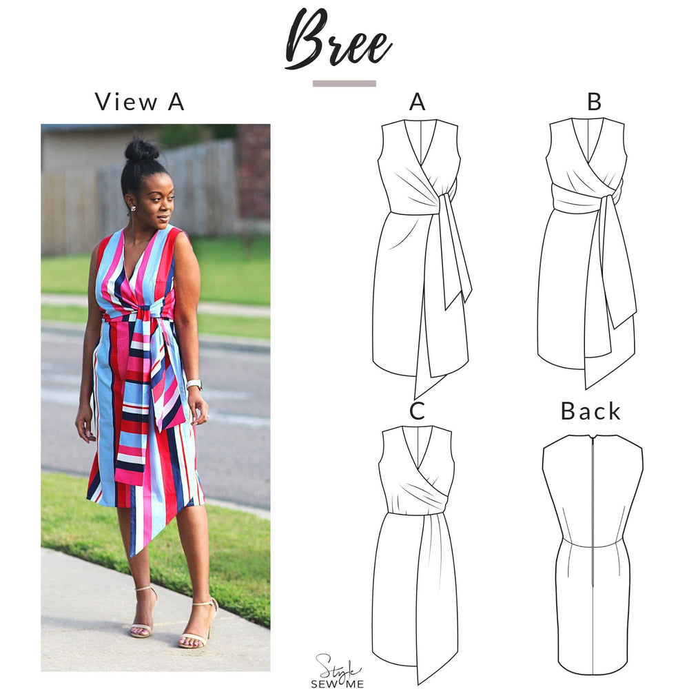 Load image into Gallery viewer, Bree Patterns Style Sew Me